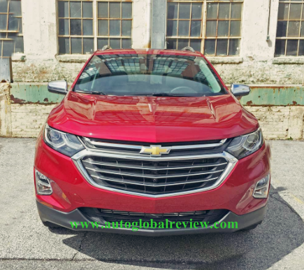 2018 Chevy Equinox Concept And Hot News