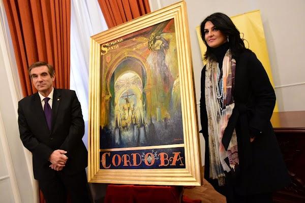 Nuria Barrera realizará el cartel para el Carmen de Rute