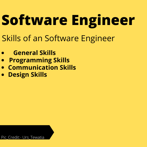 what is an software engineer [Skills to know about an software engineer]