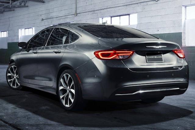 Chrysler anuncia lançamento de cinco novos modelos entre 2019 e 2022
