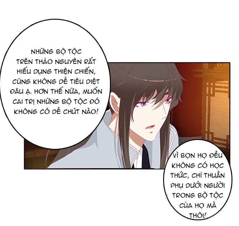 Thông Linh Phi chap 493 - Trang 21