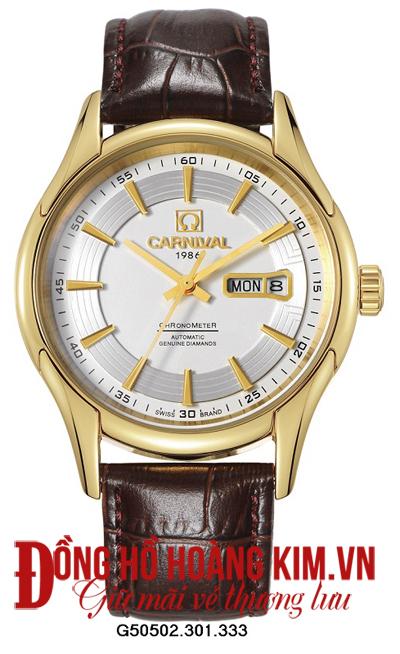 Đồng hồ nam Carnival 1986 chính hãng