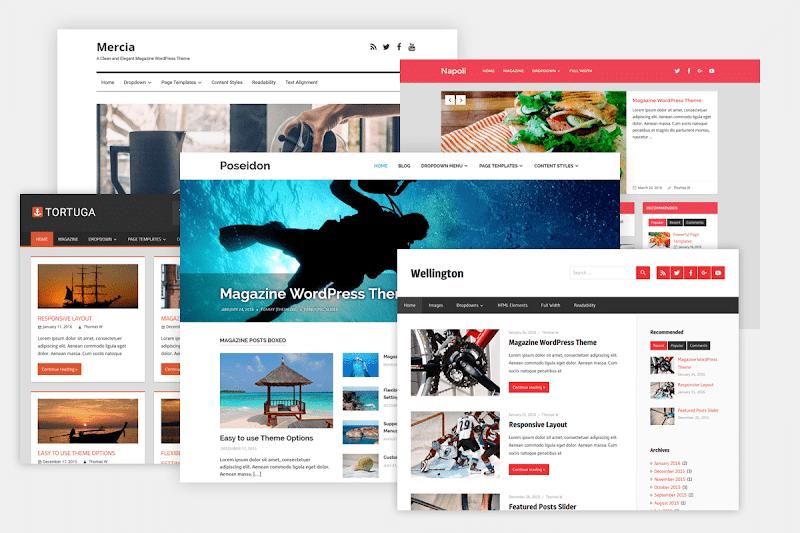 WordPress Tema Bulma