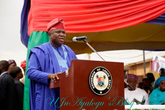 Reconstruction Of Oshodi/Int'l Airport Road Begins Next Month – Ambode