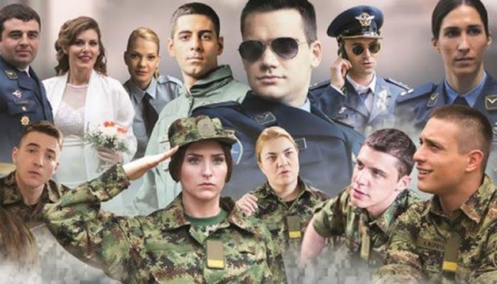 Vojna akademija 10 epizoda SEZONA 5