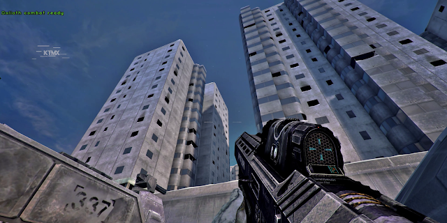 Battlefield 2142 Next-Gen Lighting RTGI Graphics Mod