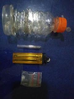 Coba Edarkan Narkoba, M Dhimas Saputra Diciduk Kepolisian