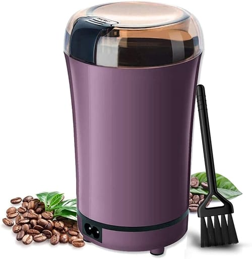 Huaguo Electric Spice Coffee Grinder