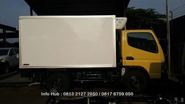 harga mobil baru box freezer pendingin colt diesel canter 2020