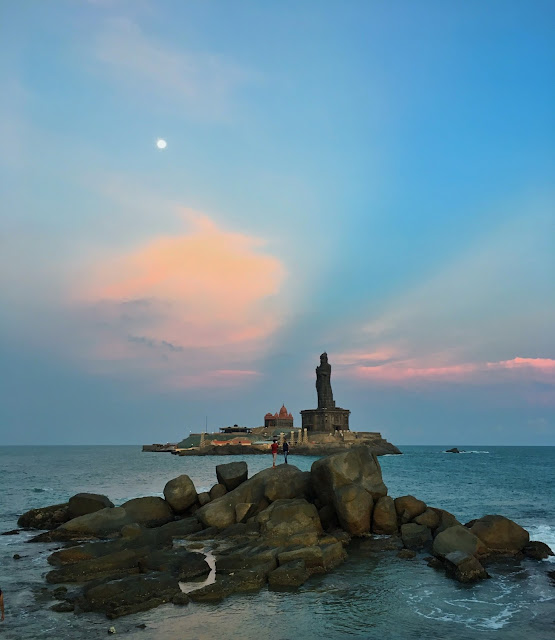Kanyakumari Travel Blog
