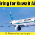 Kuwait Airways Career Opportunities in 2019 - Various Locations