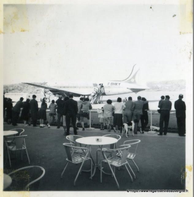 Camp d'aviation de Vichy 1956