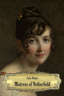Book cover: Mistress of Netherfield by Julia Winter