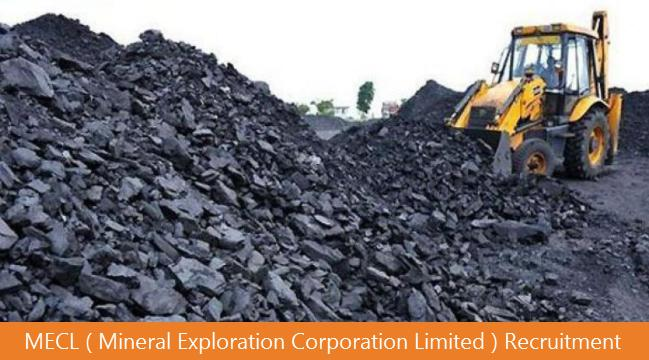 MECL ( Mineral Exploration Corporation Limited ) Recruitment