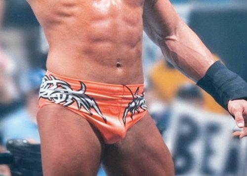 Wrestler paul london had a dick accidental exposure