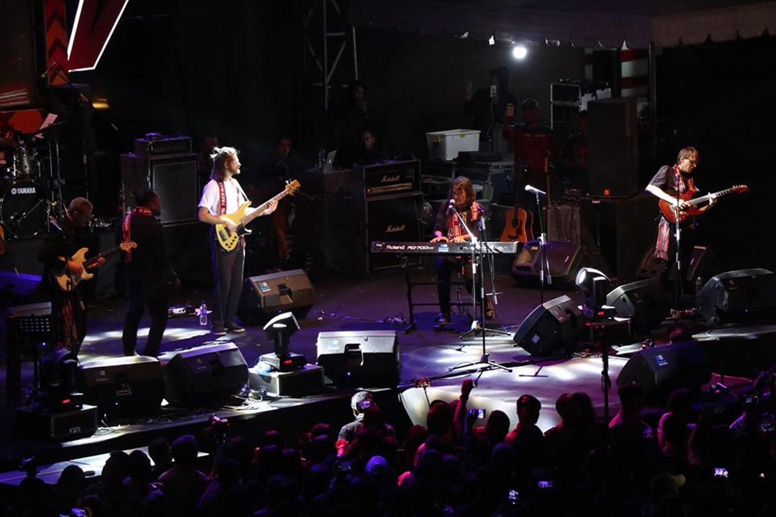 Samosir Music International Festival