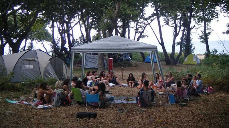 Ομάδα Συνάντησης PCA στη Σαμοθράκη