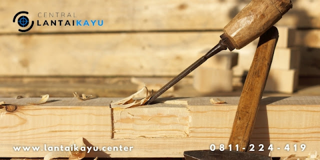 kayu meranti di olah untuk bahan baku furniture