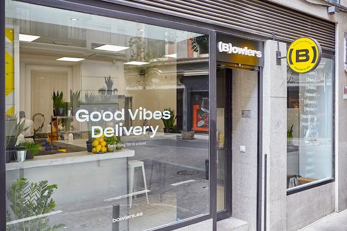 """(B)owlers: el restaurante virtual de Madrid para disfrutar """"comida gourmet saludable para llevar"""""""