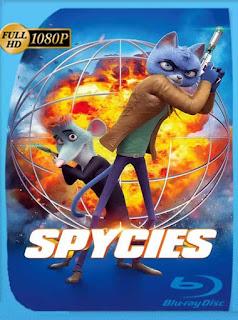 Spycies (2020) HD [1080p] Latino [GoogleDrive] SilvestreHD