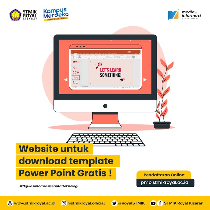 4 Website Untuk Download Template Power Point