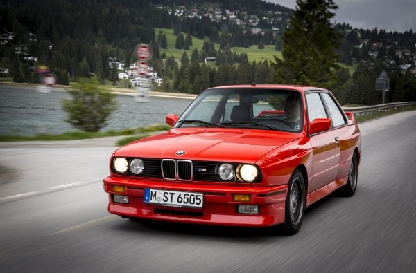 30 χρόνια με BMW M3