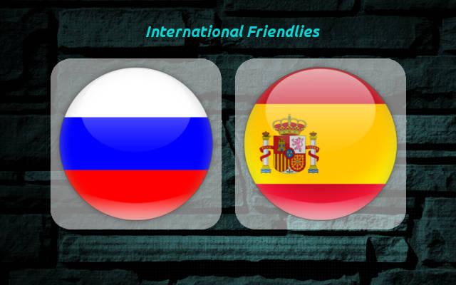 Russia vs Spain Full Match & Highlights 14 November 2017
