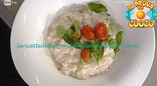 Risotto bell'Italia ricetta Barzetti da Prova del Cuoco