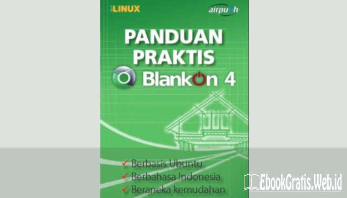 Ebook Buku Panduan BlankOn 4 Meuligoe