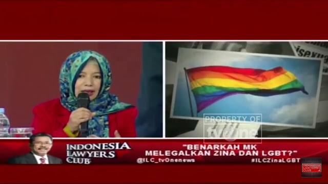 Blak-Blakan, Prof Euis Bongkar Data Zina dan LGBT yang Bikin Orang Tua Ketar Ketir