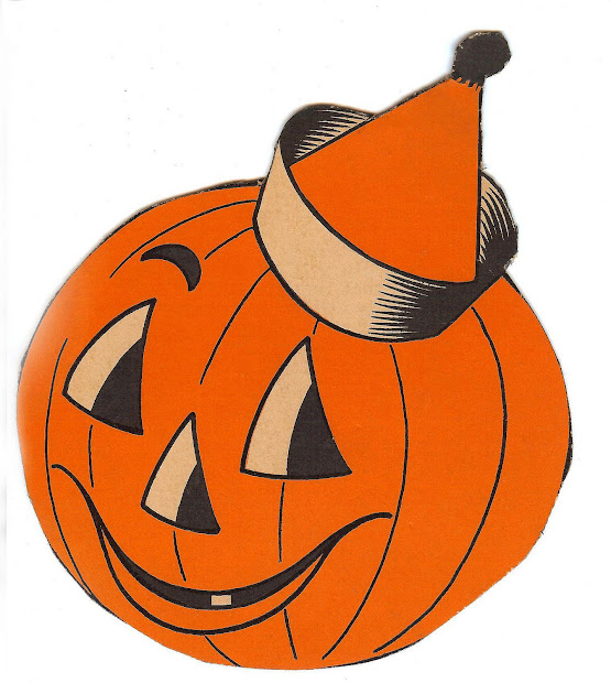 Sum Of Crafts Retro Halloween