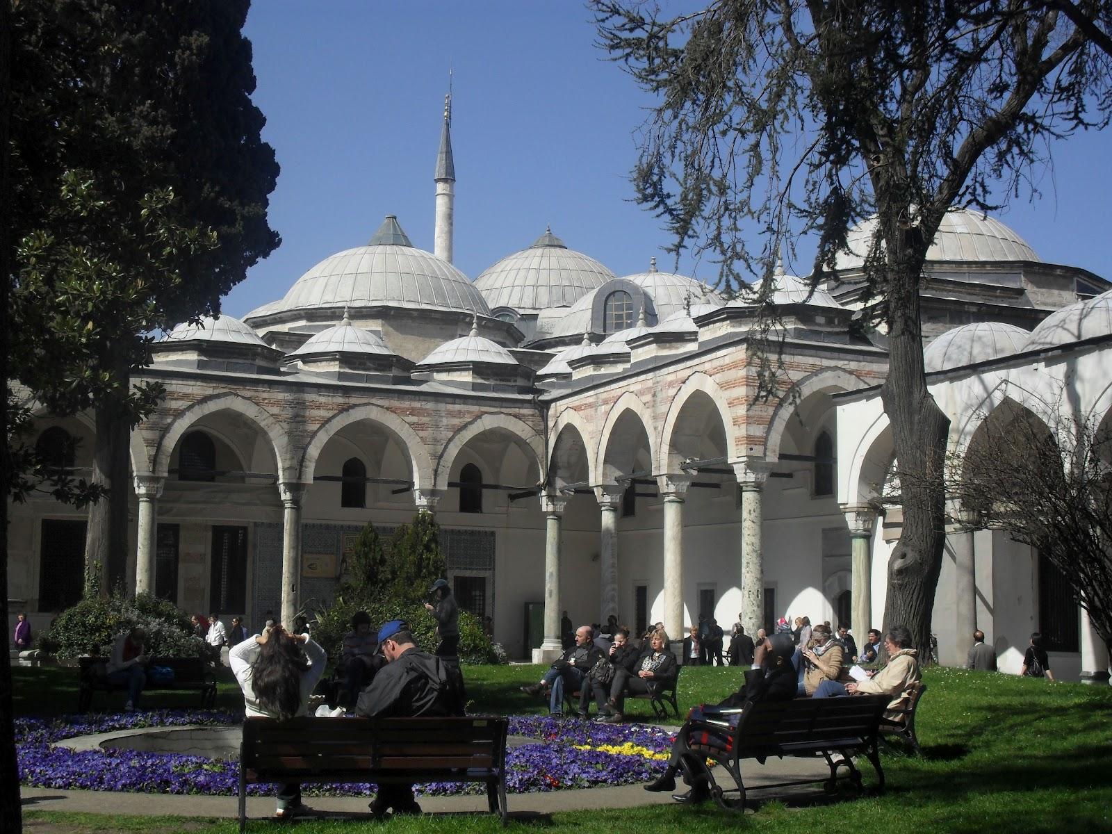 Topkapi Palace - Most Famous Places