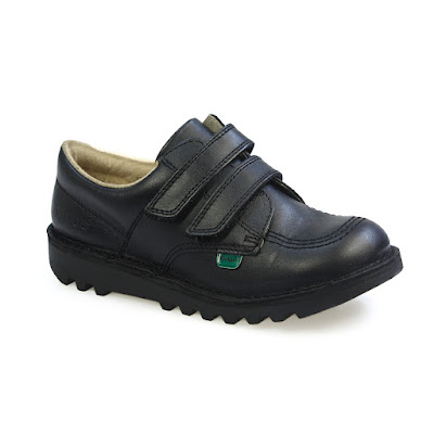 Latest Leather footwear for Kids