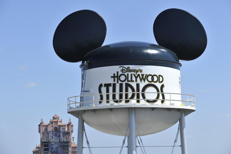 Primeiro ícone do Hollywood Studios, em Orlando