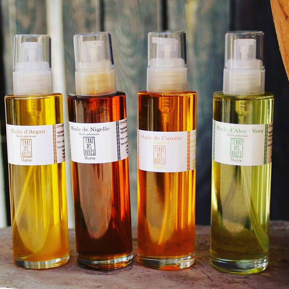 huile vegetale qui ne rancit pas