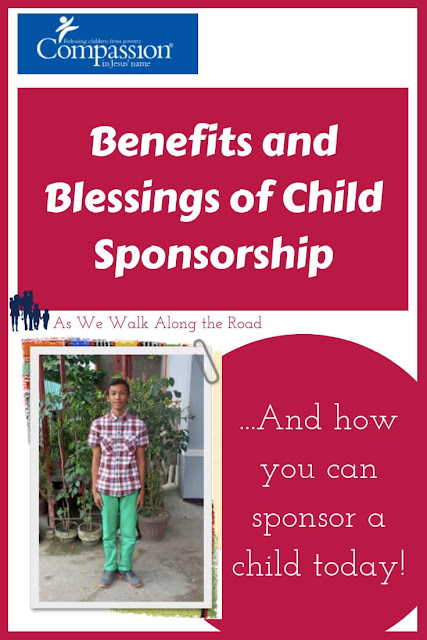 Sponsor a child through Compassion
