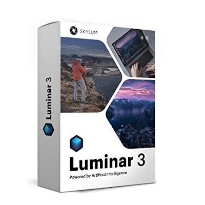 برنامج سكاي لومينار 2020 Skylum Luminar 3 | برنامج سهل وبسيط لتعديل الصور مع مجموعه فلاتر قوية جدا