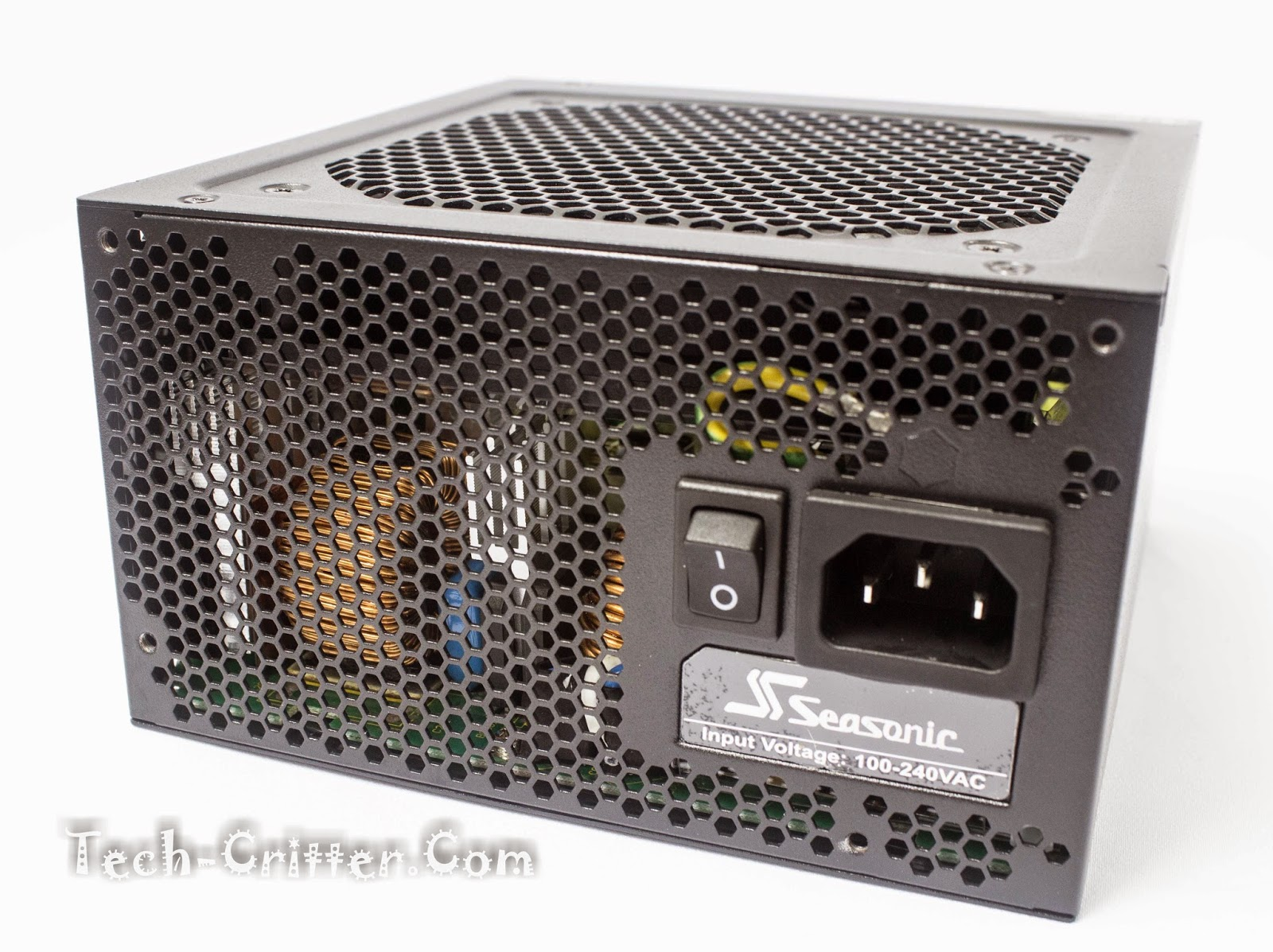 Unboxing & Overview: Seasonic Platinum Series 860W Power Supply Unit 62