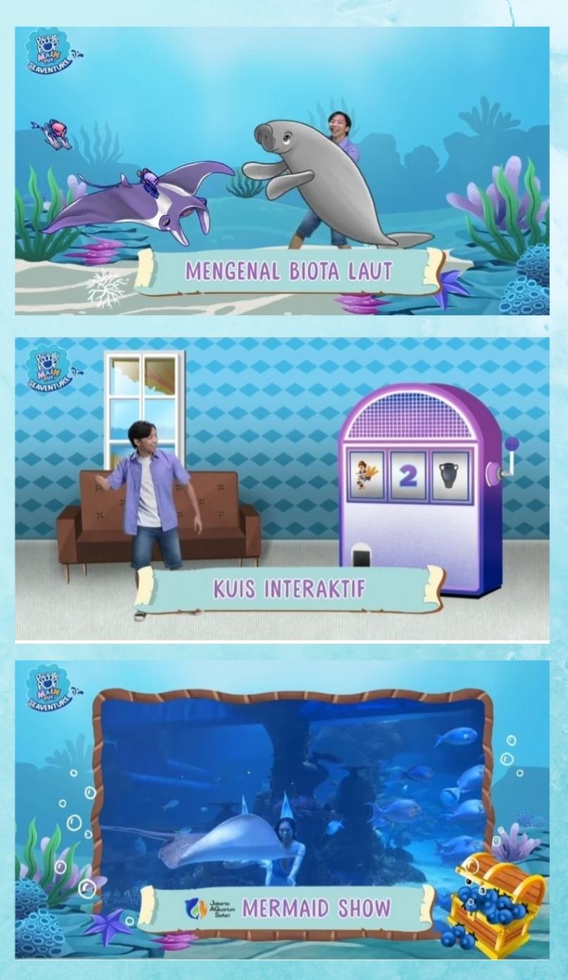 Wisata laut Seaventure