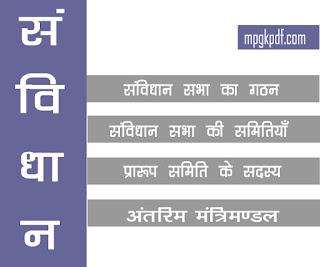भारत की संविधान सभा