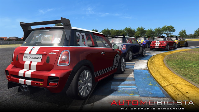 Automobilista PC Game Download Photo