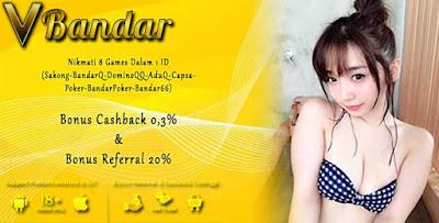 Agen Judi Online BandarQ Terpercaya VBandar99.com