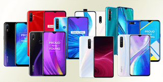 Realme Smartphones Price List in the Philippines 2020