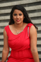Shravya Reddy in Short Tight Red Dress Spicy Pics ~  Exclusive Pics 097.JPG