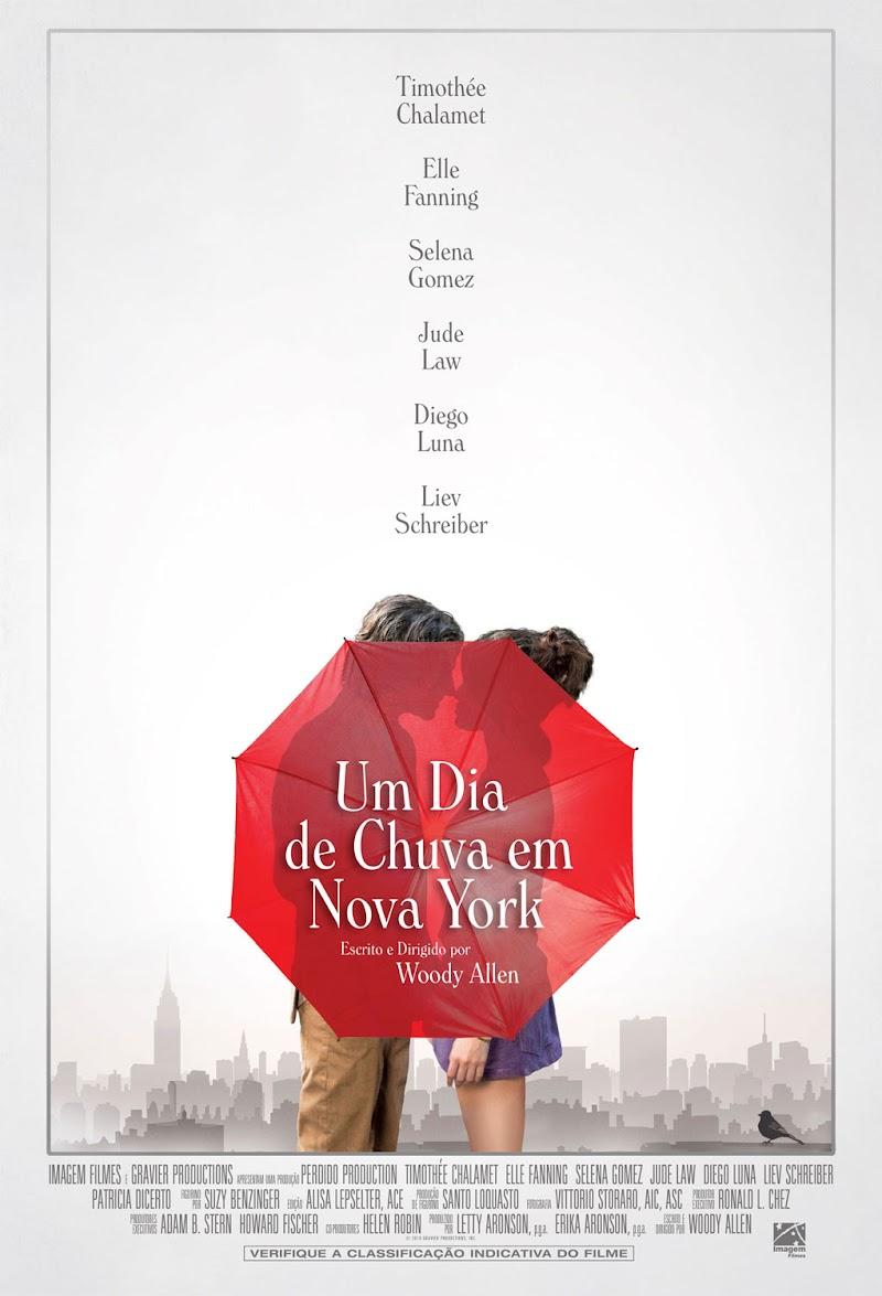 Um Dia de Chuva em Nova York - de Woody Allen