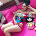 Ghanaian Actress, Nadia Buari Shuts Down Internet with Inviting Bedroom Photos