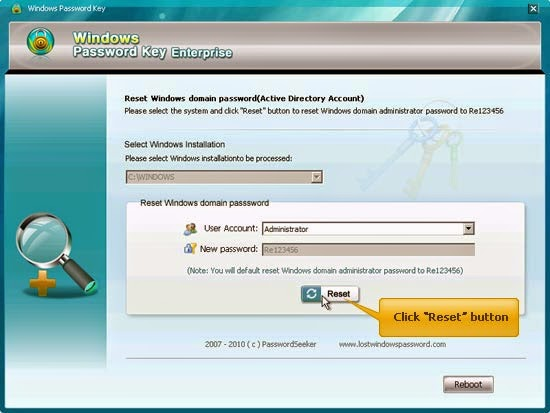 Windows 8 Password Recovery: How To Remove Administrator