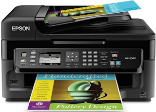 Epson WorkForce WF-2540  Printer Driver Download