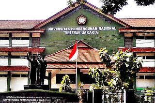 Informasi Pendaftaran Mahasiswa Baru (UPN VETERAN JAKARTA) 2022-2023