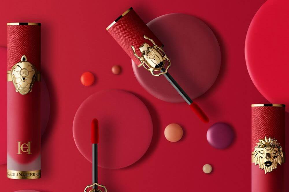 Carolina Herrera Velvet Lip Rouge Liquide Mat